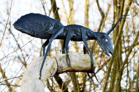 ant sculpture
