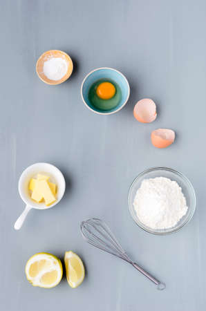 выпечка из яиц муки и сахара рецепты