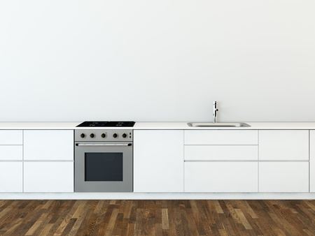 kitchen Stock Photo - 13536113
