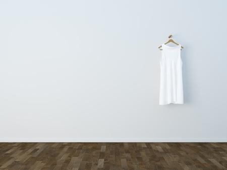 dress white Stock Photo - 13536048
