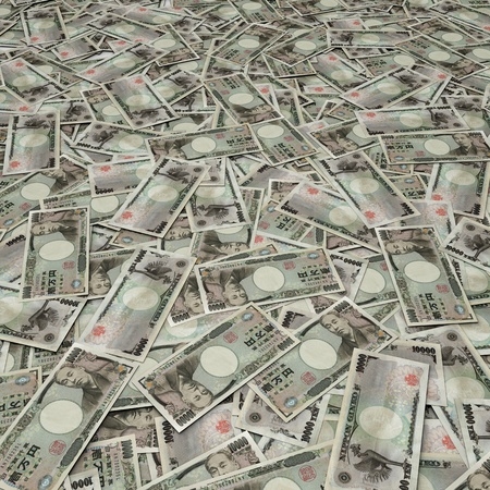 japanese yen  ten thousand yen