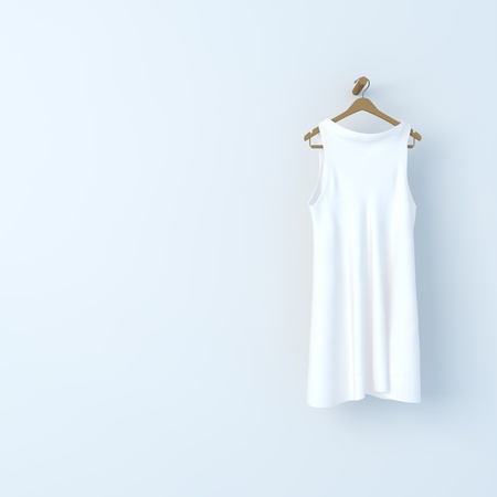 dress white photo