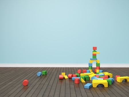 Building blocks photo