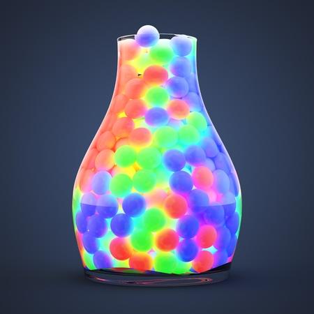 RGB color Model Stock Photo - 13536325