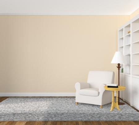 vivero: Interior moderno silla