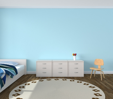 kidsroom playroom Stock Photo - 16056756