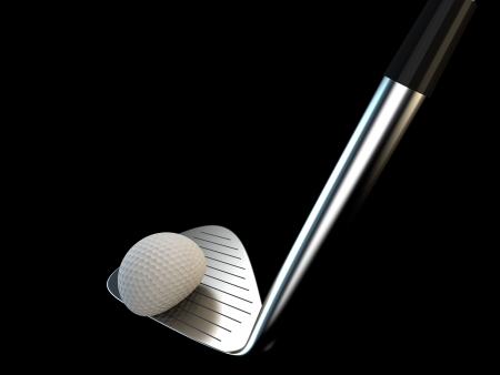 ゴルフ スイング アイアン