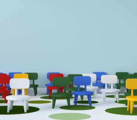 playroom: sala de ni�os
