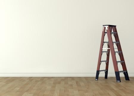 playroom: escalera de tijera