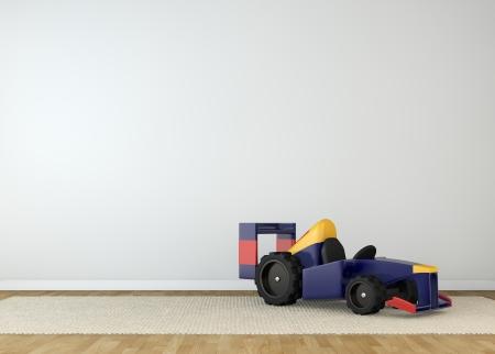F1 ルーム 写真素材 - 18405270