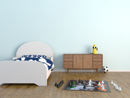 kids room bed room photo