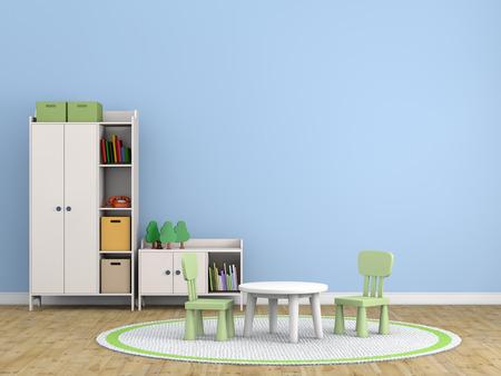 kidsroom Zdjęcie Seryjne