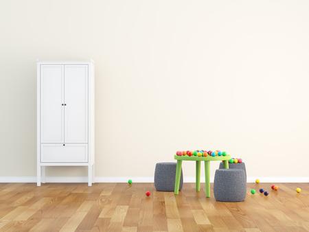 kids room Banque d'images