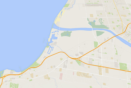 interchange: map