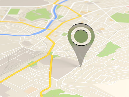 rout: map locator icon