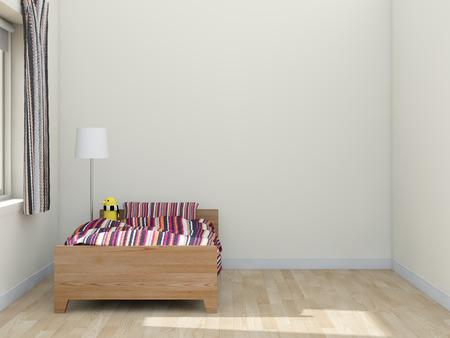 子供部屋のインテリア 写真素材 - 57878859