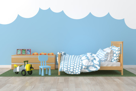 Bedroom for kid...