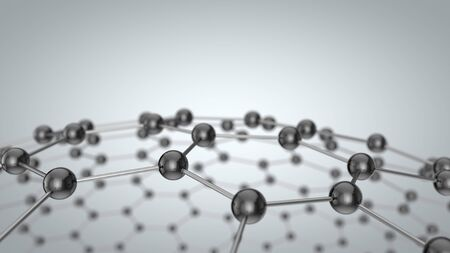 molecular structure 免版税图像