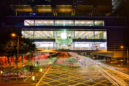 hk: Apple Store of IFC (HK)