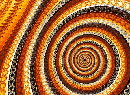 High Resolution african helical ornament photo