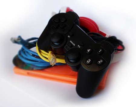 xbox: Console game controller Stock Photo