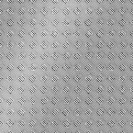 treadplate: silver steel texture treadplate illustration