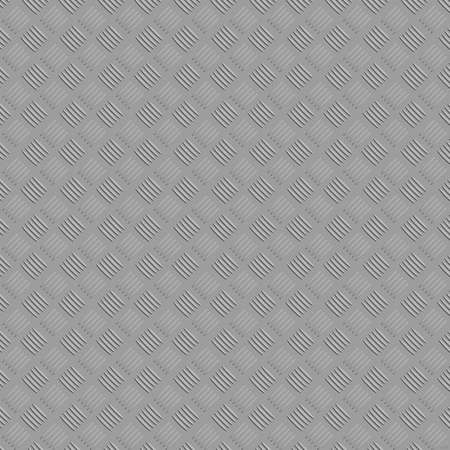 silver steel texture treadplate illustration