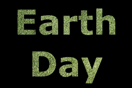 A early event Earth Day for nature and going green. Stock Photo - 9019268