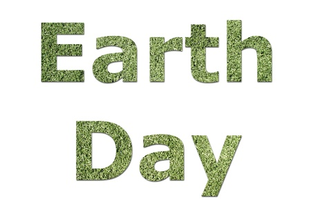 A early event Earth Day for nature and going green. Stock Photo - 9019269