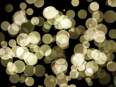 Abstract bokeh background with multi color lights.