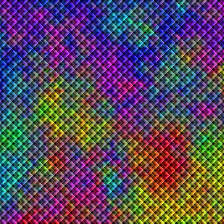 Abstract kaleidoscope background wallpaper or backdrop photo