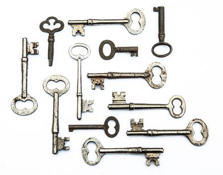 lock and key: Skeleton Keys