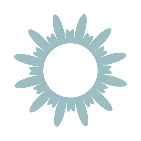 water quality: Beautiful round frame. symbol, icon and emblem. element. vector illustration