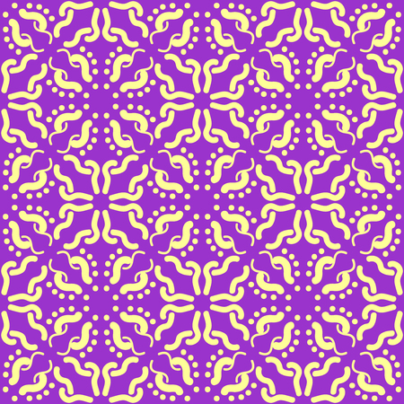 meterial: two-color violet, geometric  seamless pattern. illustration. Repeated line. vector drawing. Cloth, material, paper, background.