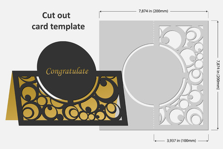 Cut out Template cards