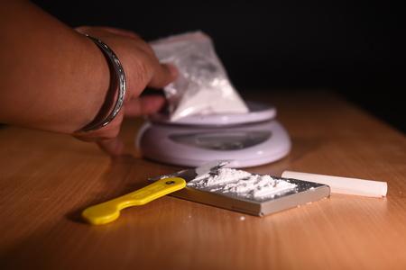 Cocaine Addiction  Drugs Dealer