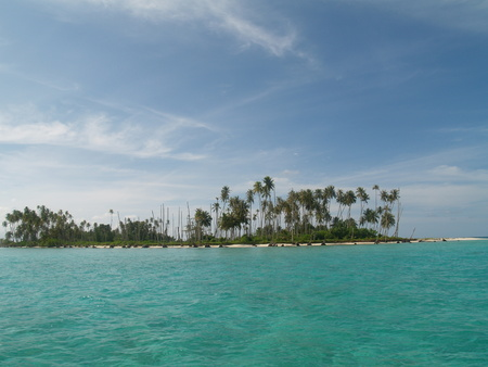 Beautiful Banyak Island, Tropical Island in Aceh Singkil, Indonesia
