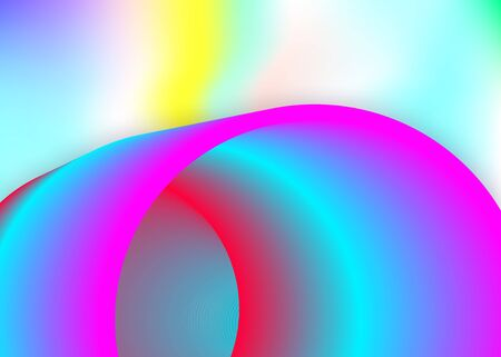 Liquid elements. Vivid gradient mesh. Psychedelic poster, cover design. Holographic 3d backdrop with modern trendy blend. Liquid elements background with dynamic shapes and fluid.