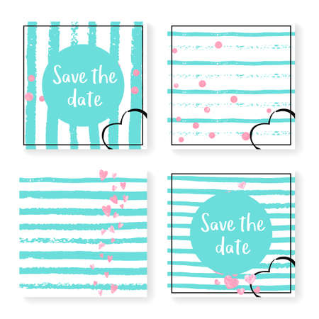 Glamour Sequins. Save Date Brochure Set. Stripe Nursery Offer. Turquoise Minimal Print. Pink Vintage Cover. Mint Paint. Rose Holiday Particles. Stripe Glamour Sequins Stock Illustratie