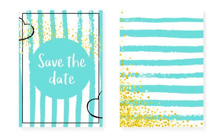 Luxury Sparkle White Birthday Magazine. Marriage Illustration. Stripe Branding Offer. Golden Retro Element. Decorative Stardust Set. Mint Textile. Turquoise Luxury Sparkle