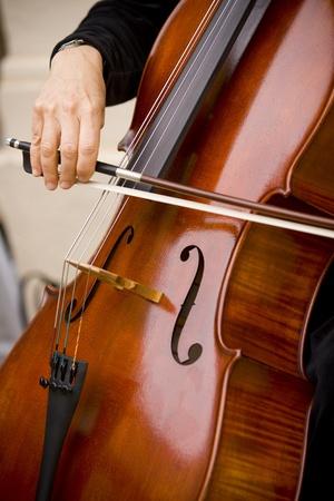 Cello 版權商用圖片 - 9748078