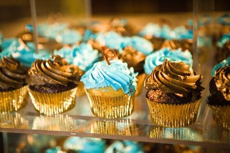 Wedding cupcakes Stock Photo - 9748698