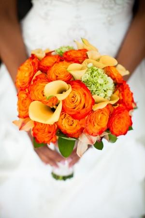 Bouquet Standard-Bild
