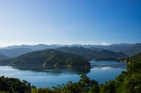 impressed: Egret Lake,The wonders of nature impressed