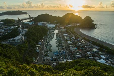 impressed: Nanfang Port,The wonders of nature impressed