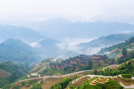 China Guilin famous attractions Stock Photo