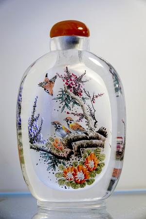 Beijing Chinese snuff bottles