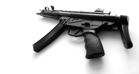 machine: MP5A3 Automatic Machine Pistol