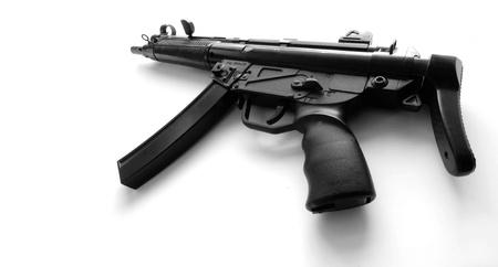 pistolas: Pistola de m�quina autom�tica de MP5A3