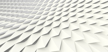 White Shingle Tiles Stock Photo